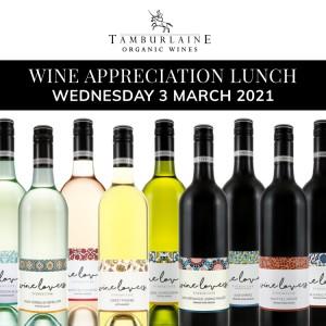Dine & Wine Tasting Lunch