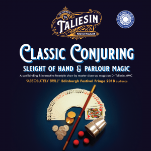 Classic Conjuring Magic Show