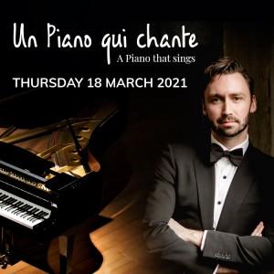 Dinner Show UN PIANO QUI CHANTE - A Piano that sings