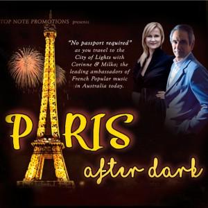 "✴️ NEW DATE ✴️ ""Paris After Dark"" - Cabaret Dinner Show"