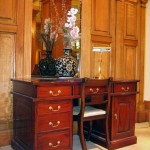 Wood-panelled-Desk