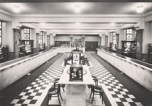 NSW Masonic Club History - Main bar