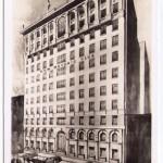 Postcard of Proposed Masonic Club