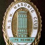 Club Membership Badge