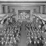 Services' Guest Night - Ballroom 1945