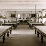 Snooker Room 1920s