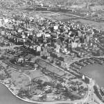 Sydney Skyline 1934